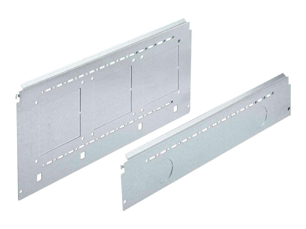 Rittal SV - Rack kundenspezifisches Modulpaneel - Seite (Packung mit 6)