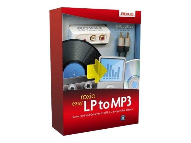 Roxio Easy LP to MP3 - Box-Pack - 1 Benutzer - Win
