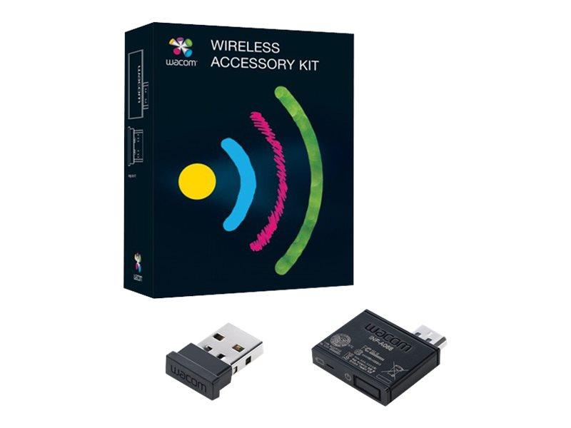 Wacom Wireless Accessory Kit - Anschlusssatz A/D-Umsetzer - für Bamboo Fun Medium, Fun Small, Pen, Pen & Touch; Intuos5
