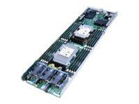 Intel Compute Module HNS2600BPB - Server - Blade - zweiweg - RAM 0 MB - kein HDD