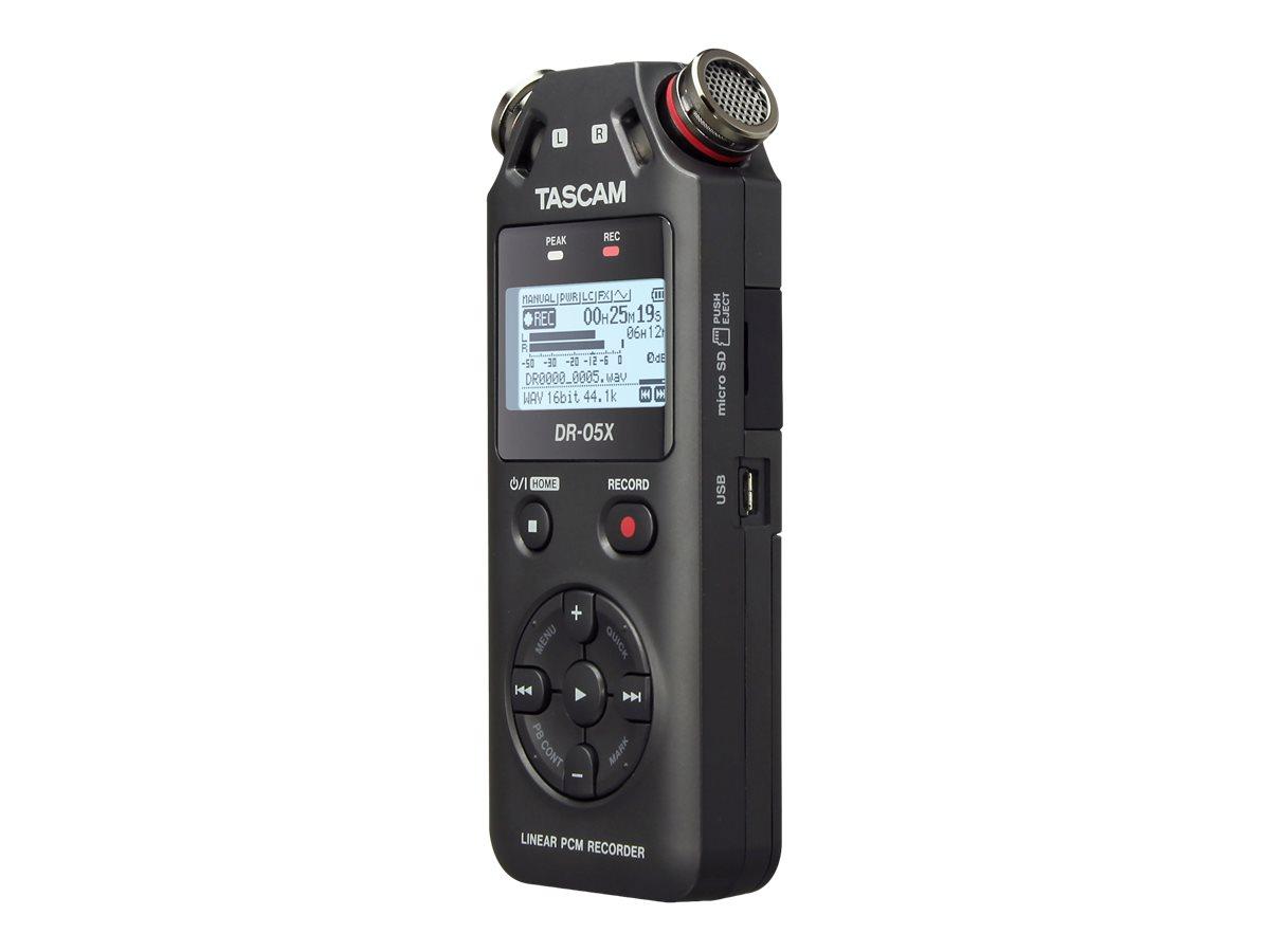 Tascam DR-05X - Voicerecorder