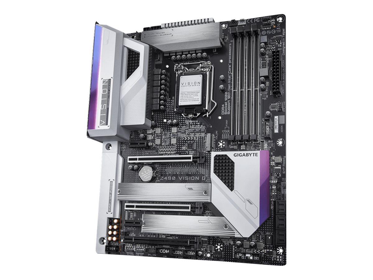 Gigabyte Z490 VISION G - 1.X - Motherboard - ATX - LGA1200-Sockel - Z490