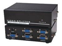 M-CAB - Video-Verteiler - 4 x VGA - Desktop