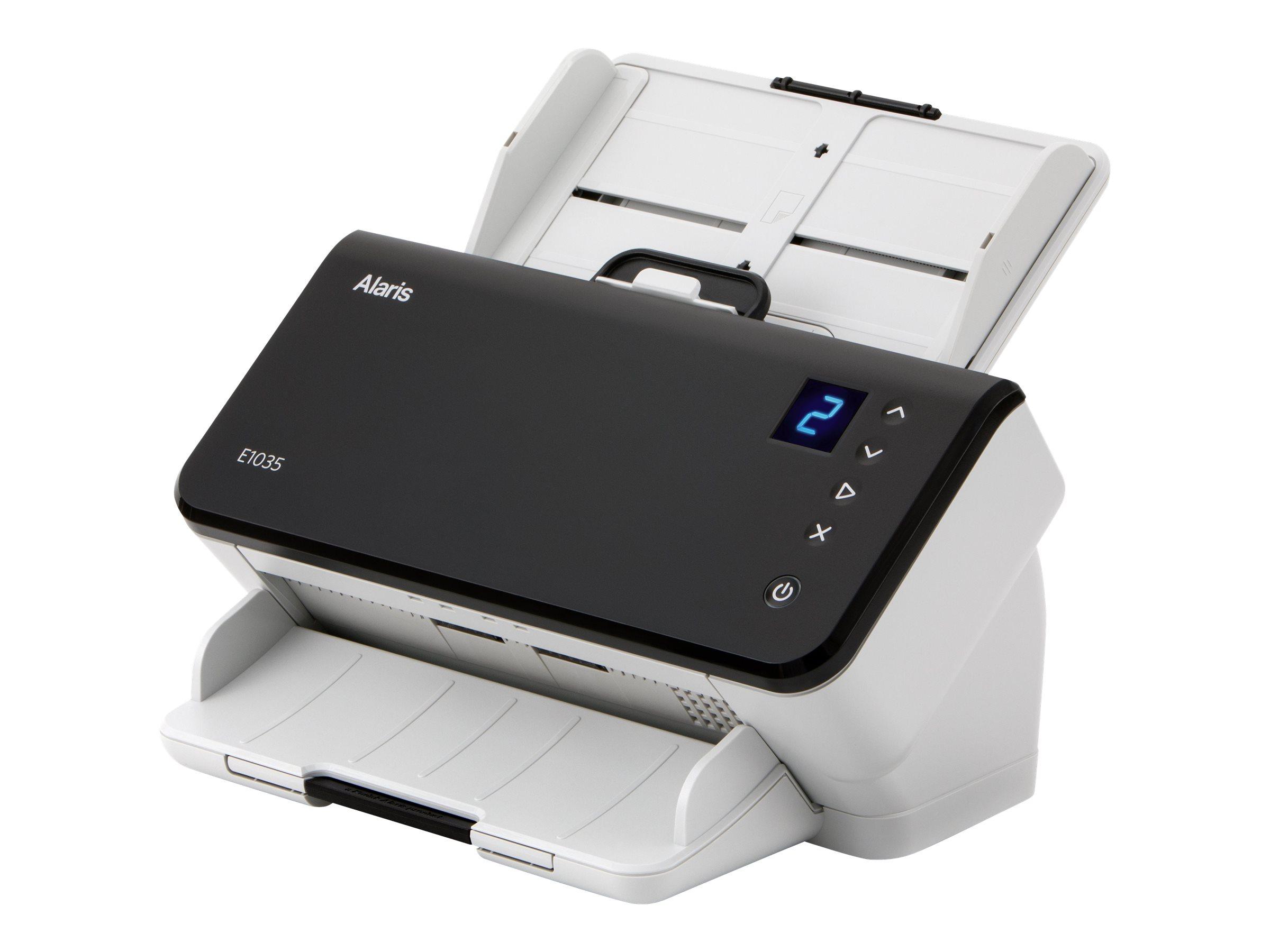 Alaris E1035 - Dokumentenscanner - 216 x 3000 mm - 600 dpi - bis zu 35 Seiten/Min. (einfarbig) / bis zu 35 Seiten/Min. (Farbe) -