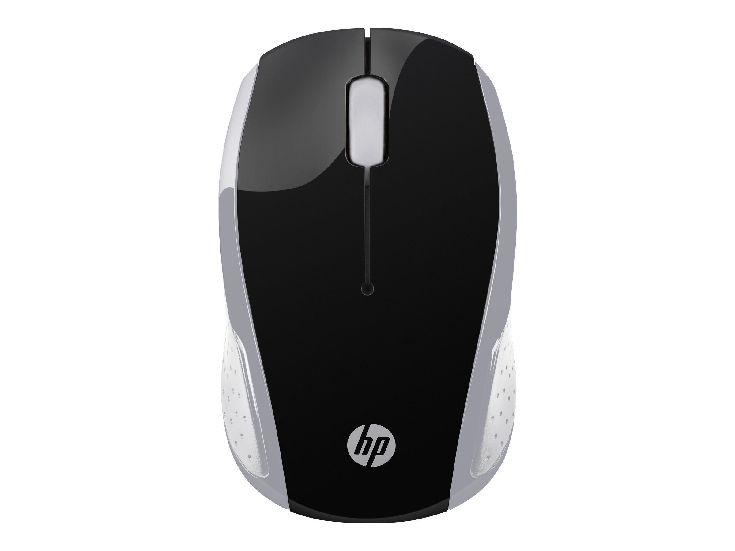 HP 200 - Maus - rechts- und linkshändig - optisch - kabellos - 2.4 GHz