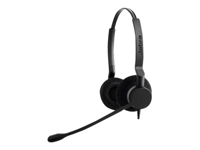 Jabra BIZ 2300 USB UC Duo - Headset - On-Ear - kabelgebunden - USB