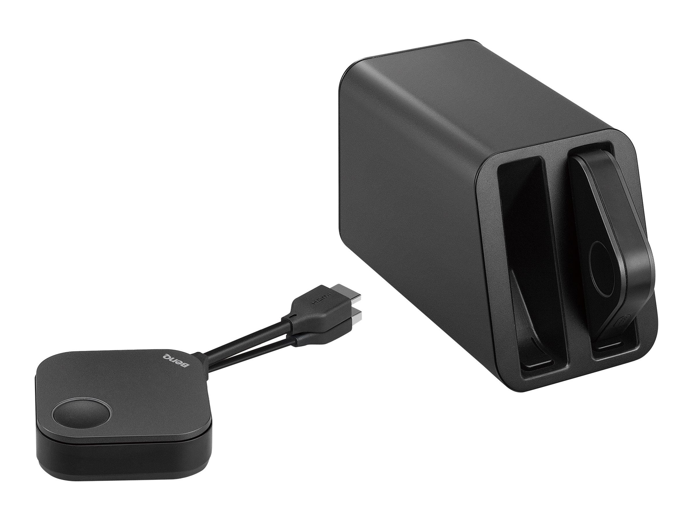 BenQ InstaShow Button Kit - Wireless Video-/Audio-Erweiterung - 802.11ac - bis zu 8 m
