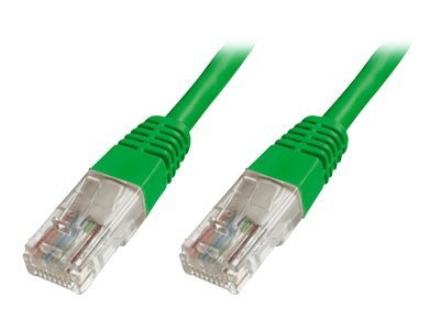 DIGITUS Ecoline - Patch-Kabel - RJ-45 (M) bis RJ-45 (M) - 10 m - UTP - CAT 5e