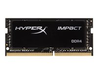 HyperX Impact - DDR4 - 16 GB - SO DIMM 260-PIN - 2400 MHz / PC4-19200 - CL14