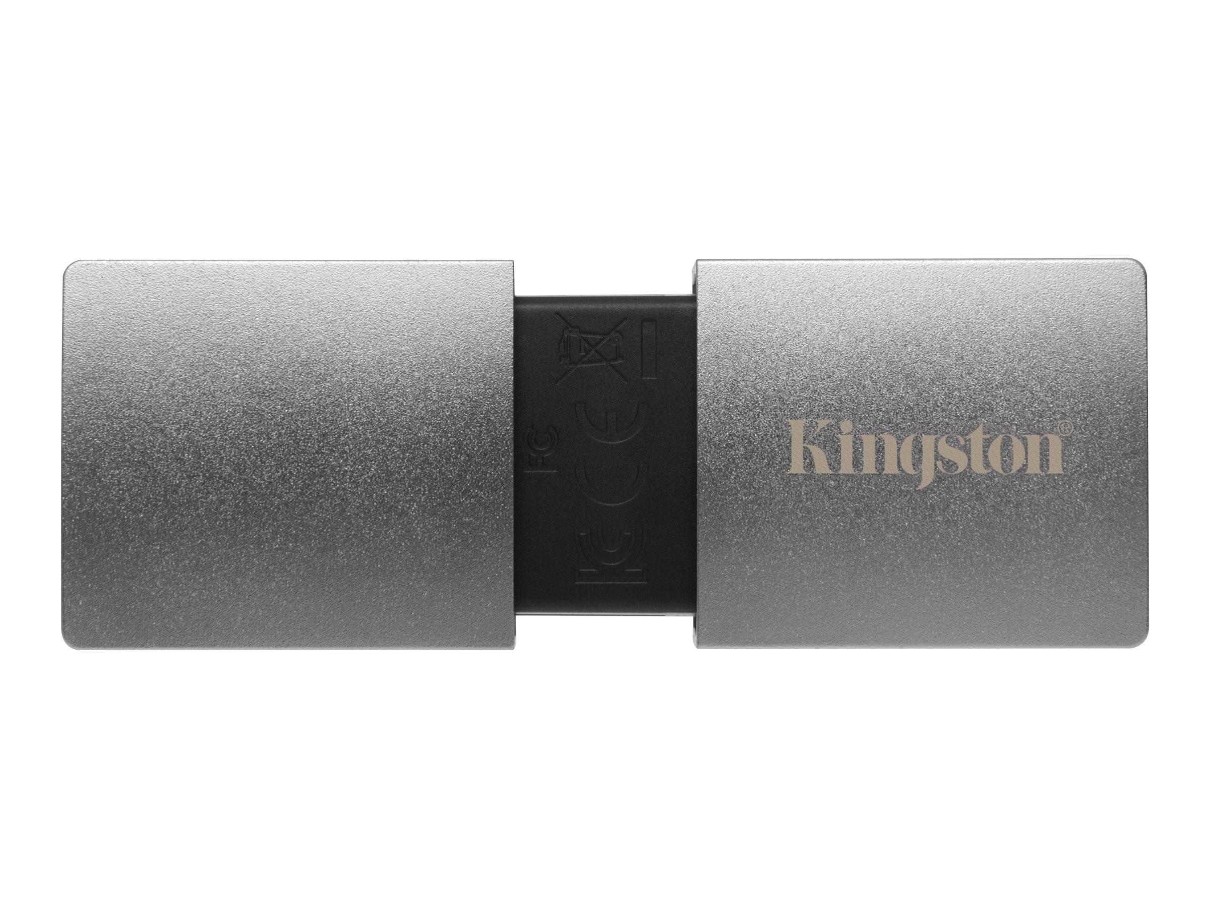 Kingston DataTraveler Ultimate GT - USB-Flash-Laufwerk - 1 TB - USB 3.1