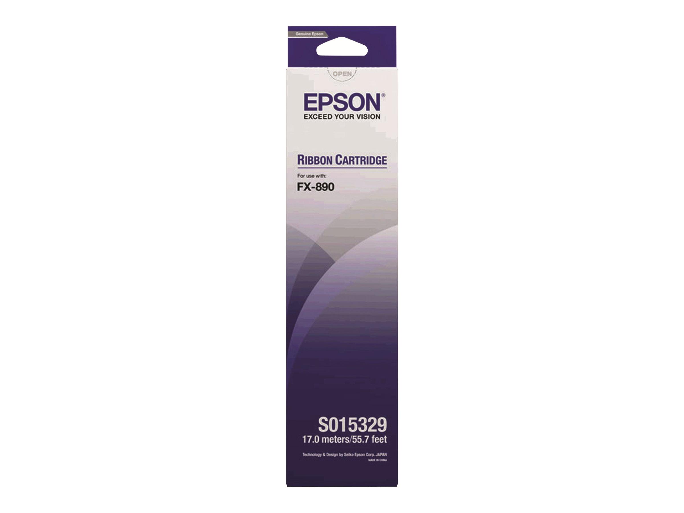 Epson - 1 - Schwarz - Farbband - für FX 890, 890A, 890N
