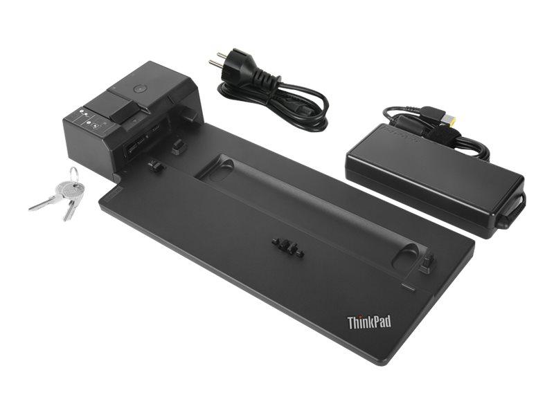 Lenovo ThinkPad Pro Docking Station - Docking Station - 2 x DP - 135 Watt - Grossbritannien und Nordirland - für ThinkPad A285 2