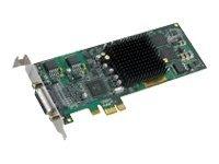 Matrox Millennium G550 LP PCIe - Grafikkarten - MGA G550 - 32 MB - PCIe Low-Profile