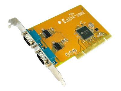 Sunix SER5037A - Serieller Adapter - PCI - RS-232 x 2
