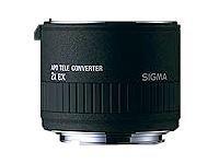 Sigma EX - Konverter APO - Canon EF