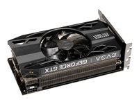 EVGA GeForce GTX 1660 Ti XC Black GAMING - Grafikkarten - GF GTX 1660 Ti - 6 GB GDDR6 - PCIe 3.0 x16 - DVI, HDMI, DisplayPort