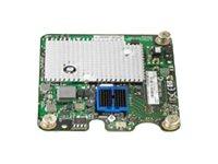 HPE NC532m - Netzwerkadapter - PCIe 2.0 x8 - 10 GigE - 10GBase-KX4 - 2 Anschlüsse