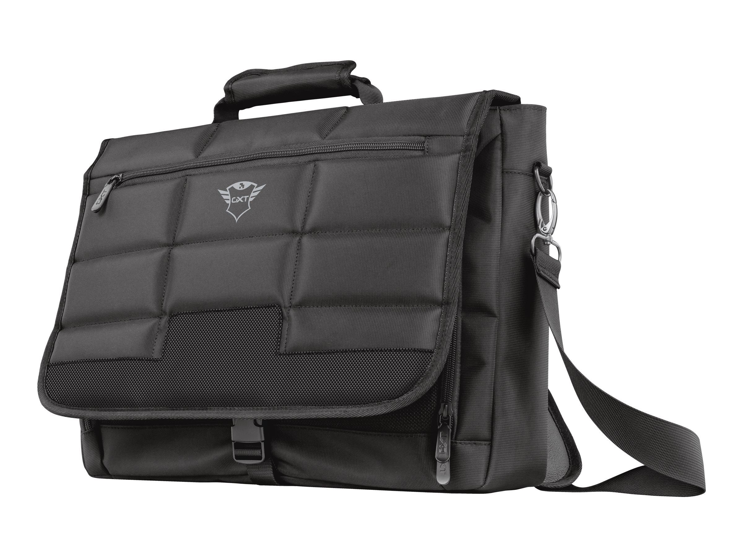 Trust GXT 1270 Bullet Gaming Messenger Bag - Notebook-Schultertasche - 40.6 cm - 15.6