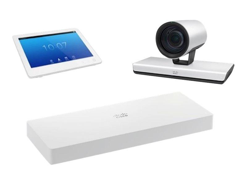 Cisco Webex Room Kit Pro with Precision 60 - GPL - Kit für Videokonferenzen
