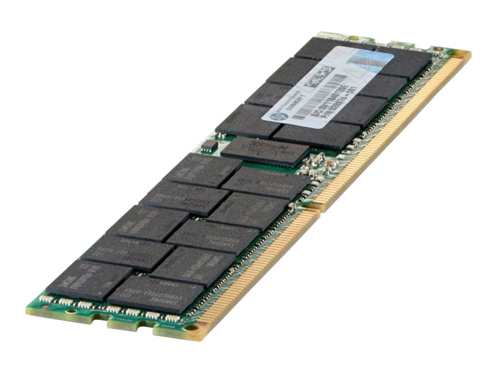 HPE - DDR3L - 8 GB - DIMM 240-PIN - 1333 MHz / PC3L-10600 - CL9
