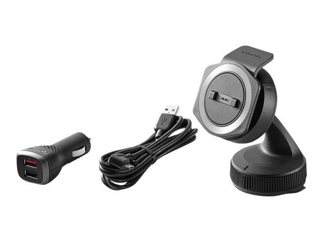 TomTom Car Mounting Kit - Fahrzeughalterung/Ladegerät - für RIDER 40, 400