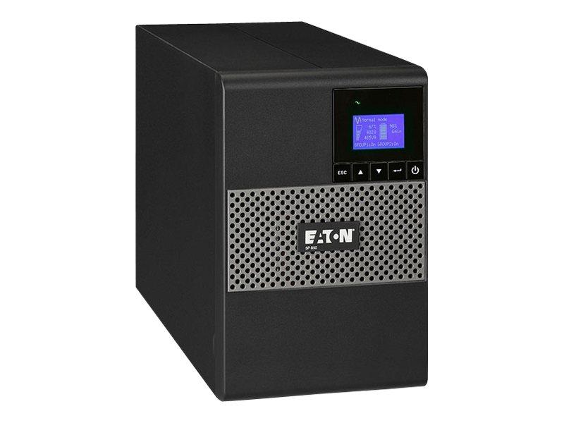 Eaton 5P 650i - USV - WS 160-290 V - 420 Watt - 650 VA - RS-232, USB