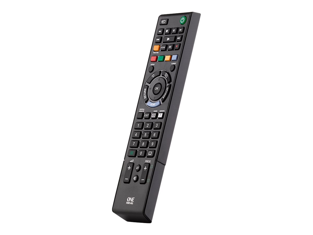 One for All URC 1912 Sony TV Replacement Remote - Fernbedienung - infrarot