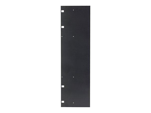 APC - Rack-Kabelführungskonsolen-Abdeckung - Schwarz (Packung mit 2)