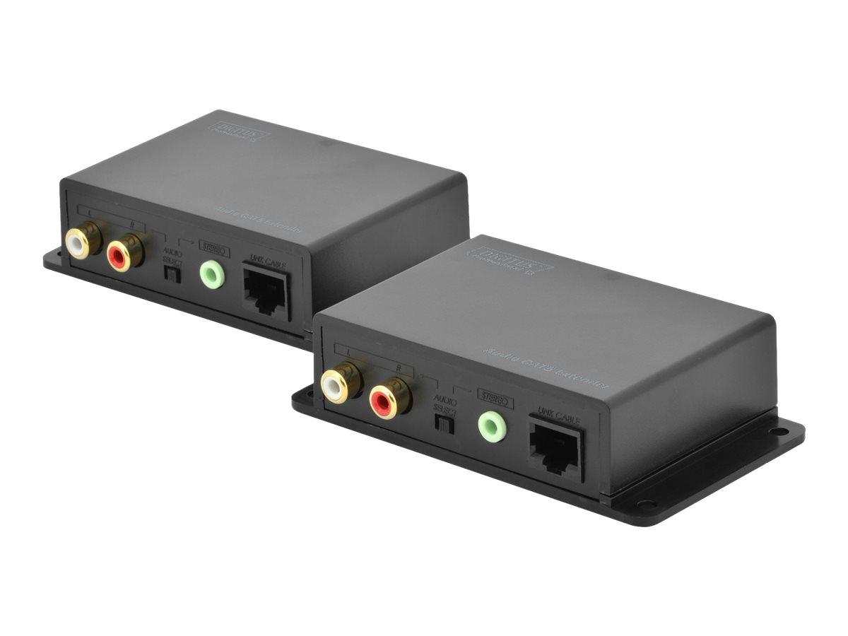 DIGITUS Professional DS-56100 - Audio-Verlängerungskabel - bis zu 600 m