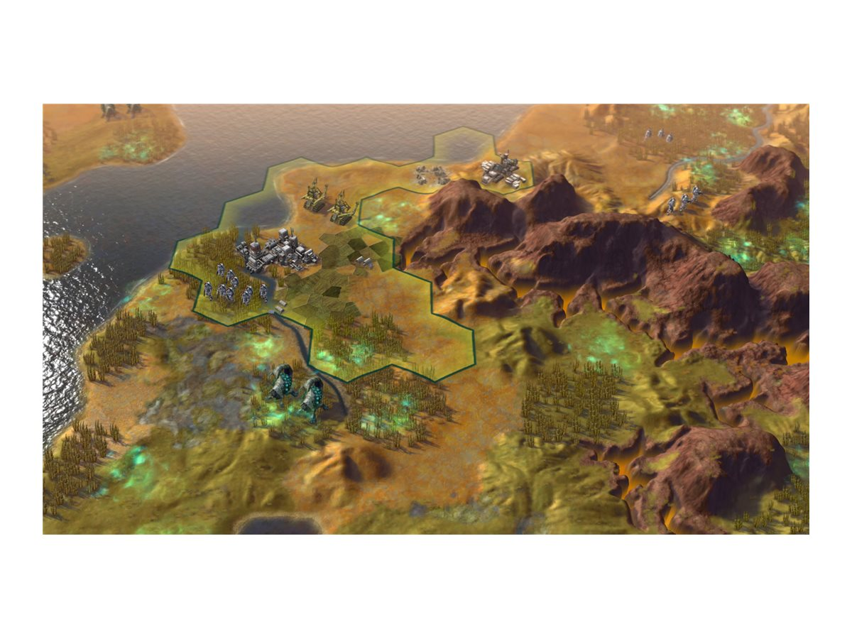 Sid Meier's Civilization Beyond Earth: Rising Tide - Win - Download - ESD