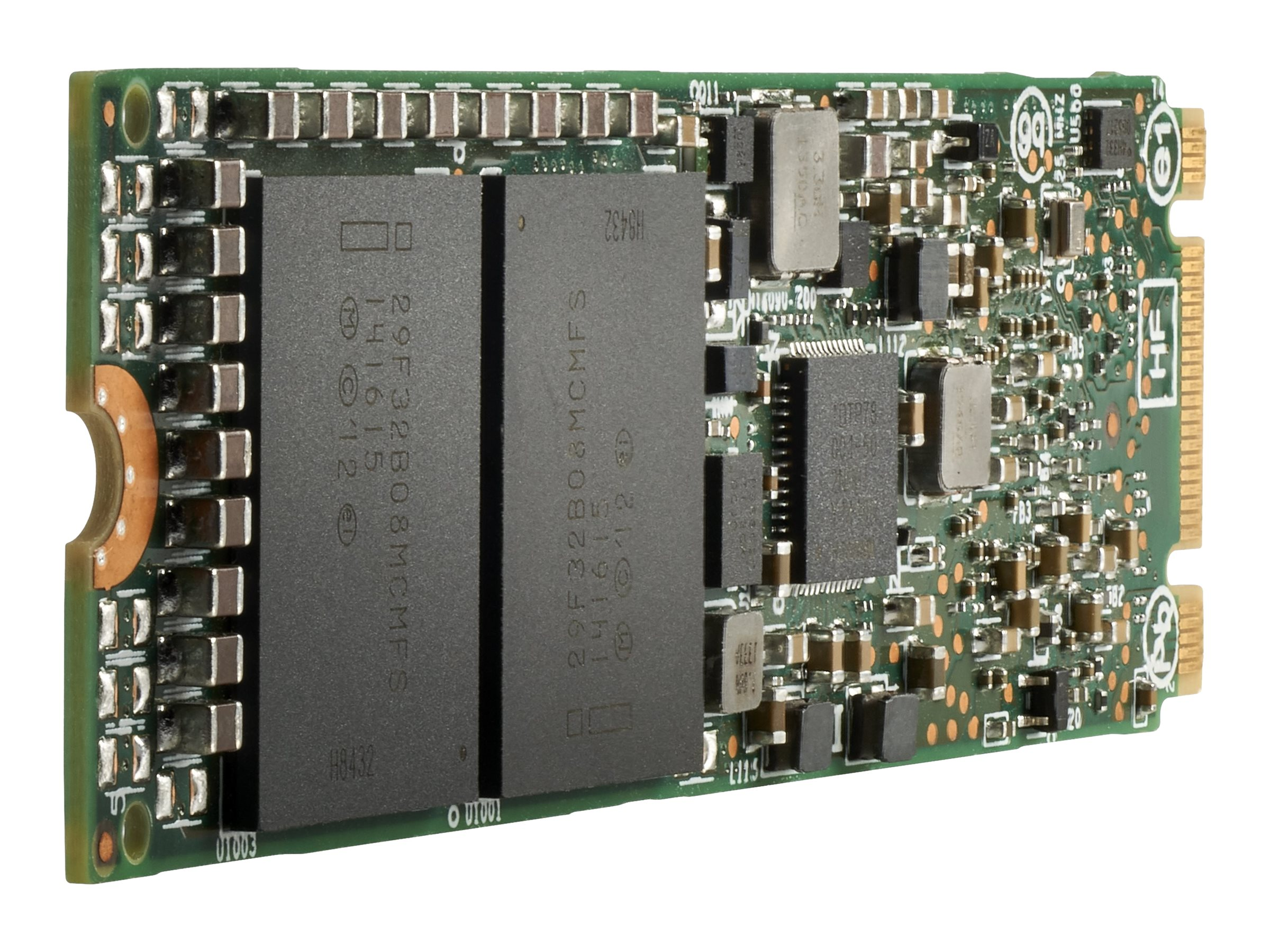 HPE Read Intensive - Solid-State-Disk - 960 GB - intern - M.2 22110 - PCI Express x4 (NVMe)