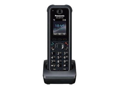 Panasonic KX-UDT131 - Schnurloses Erweiterungshandgerät - mit Bluetooth-Schnittstelle mit Rufnummernanzeige - DECT