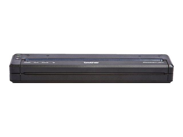 Brother PocketJet PJ-762 - Drucker - monochrom - Thermopapier - A4 - 203 x 200 dpi
