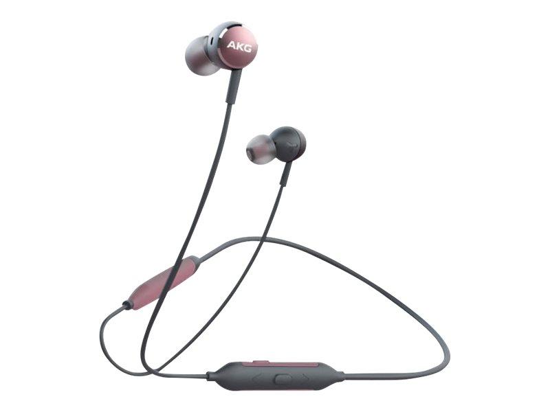 AKG Y100 - Ohrhörer mit Mikrofon - im Ohr - Bluetooth - kabellos