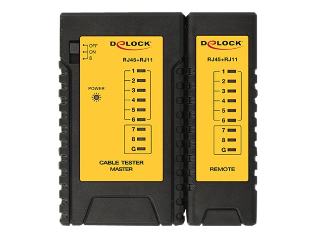 DeLOCK - Netzwerkreparaturausrüstung