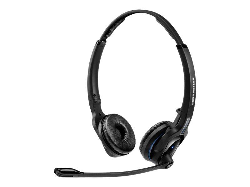 Sennheiser MB Pro 2 UC ML - Headset - On-Ear - Bluetooth - kabellos