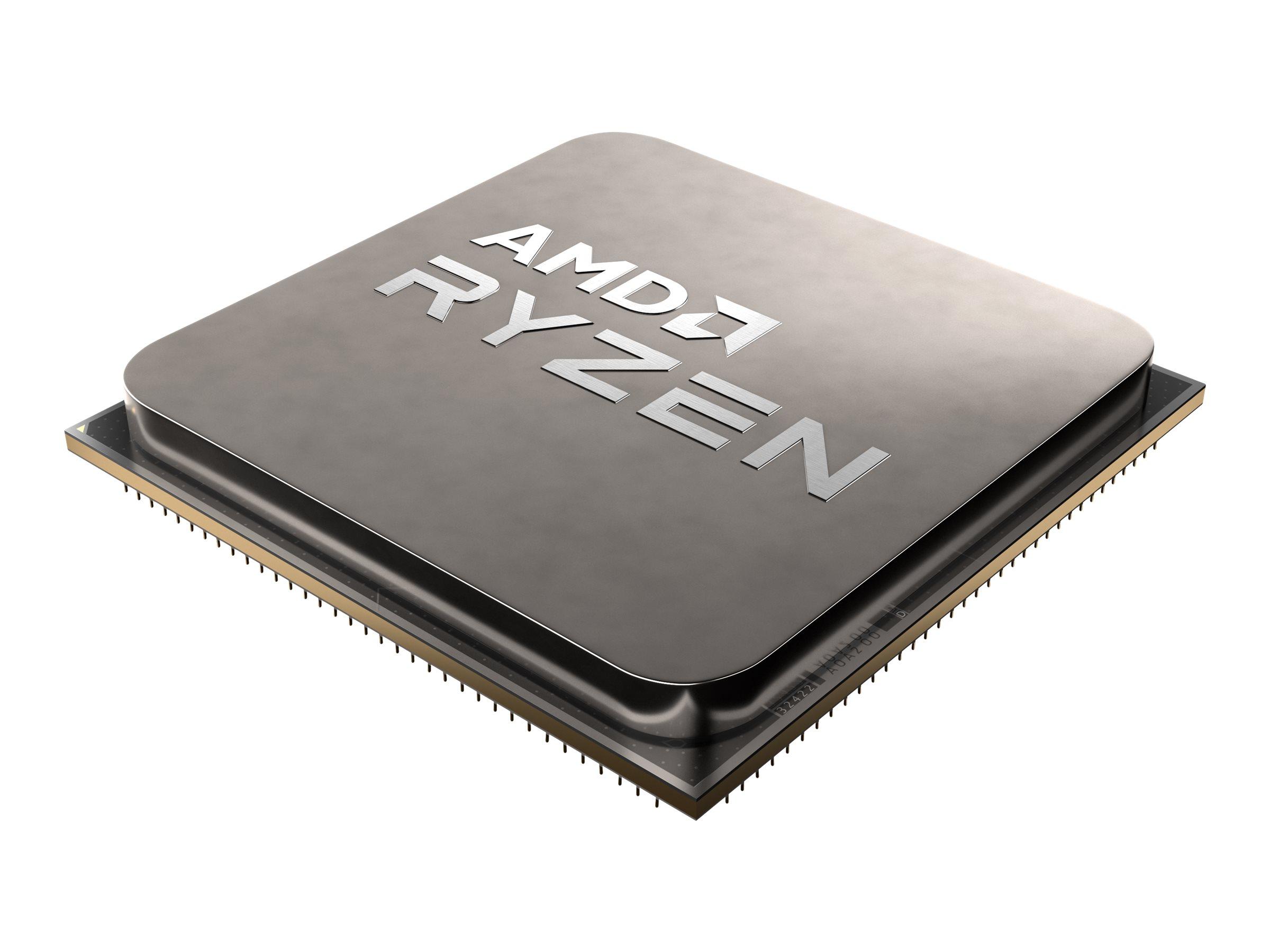 AMD Ryzen 9 5900X - 3.7 GHz - 12 Kerne - 24 Threads - 64 MB Cache-Speicher - Socket AM4