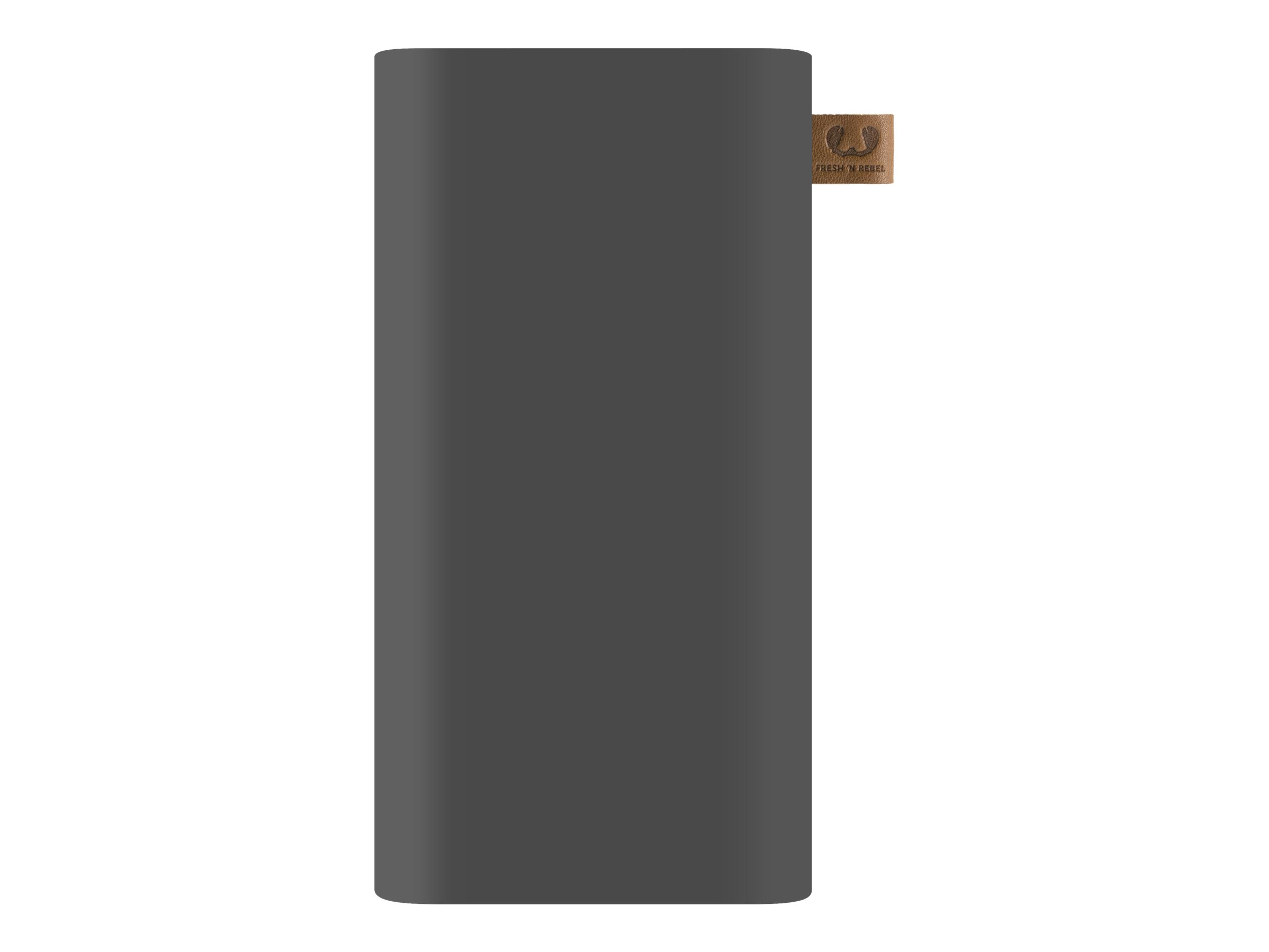 Fresh 'n Rebel Powerbank 18000 - Powerbank - 18000 mAh - 3.1 A - 2 Ausgabeanschlussstellen (USB) - auf Kabel: USB-C