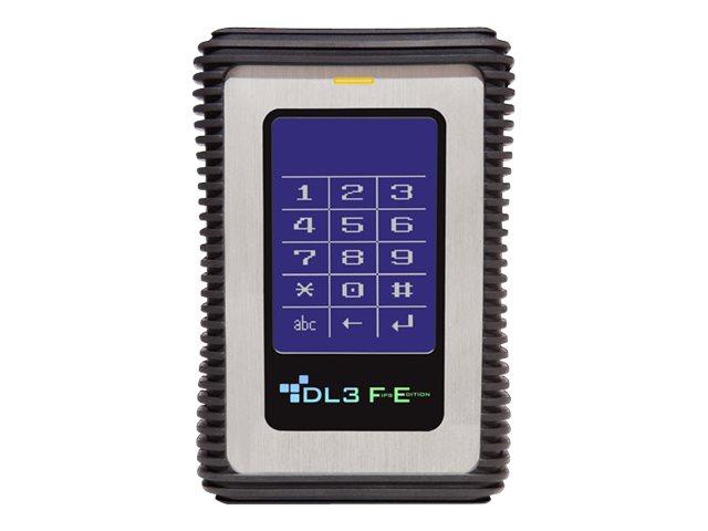 DataLocker DL3 FE (FIPS Edition) - Solid-State-Disk - verschlüsselt - 960 GB - extern (tragbar) - USB 3.0