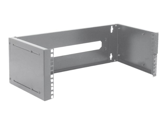Digitus DN-19 PB-2U - Halterung - Wand montierbar - Grau, RAL 7035 - 2U - 48.3 cm (19