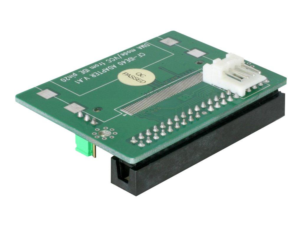 DeLOCK IDE to Compact Flash CardReader - Kartenleser (CF I, CF II, Microdrive) - IDE