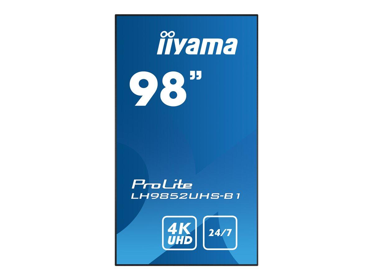 iiyama ProLite LH9852UHS-B1 - 248 cm (98