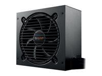 be quiet! Pure Power 11 - Stromversorgung (intern) - ATX12V 2.4/ EPS12V 2.92 - 80 PLUS Gold - Wechselstrom 100-240 V - 600 Watt