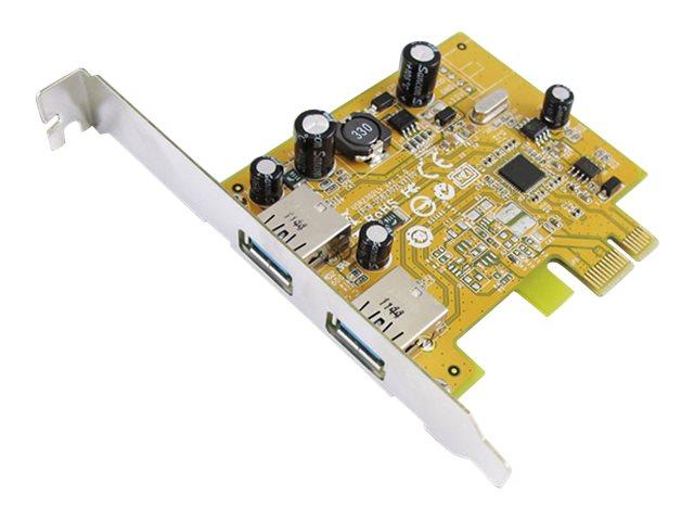 Sunix USB2302 - USB-Adapter - PCIe 2.0 - USB 3.0 x 2