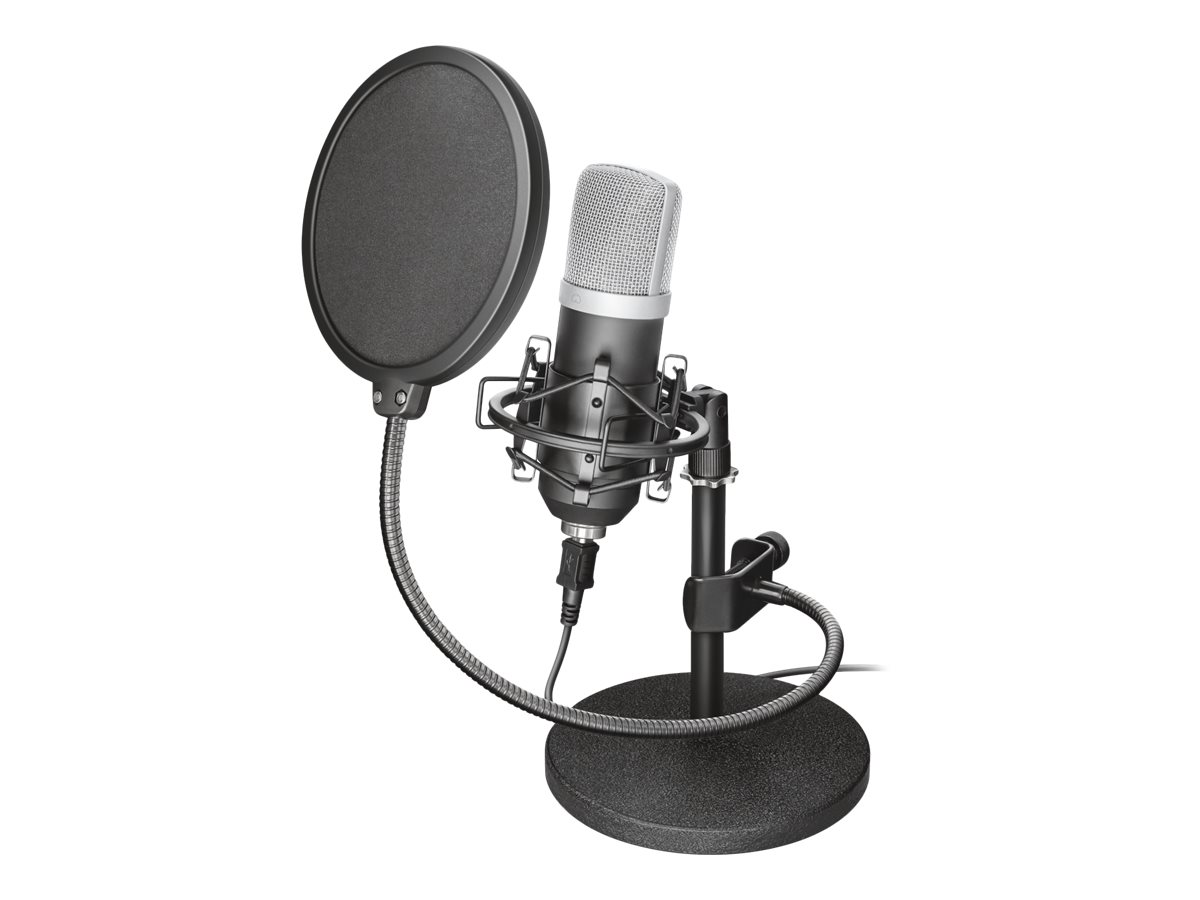 Trust Emita - Mikrofon - USB
