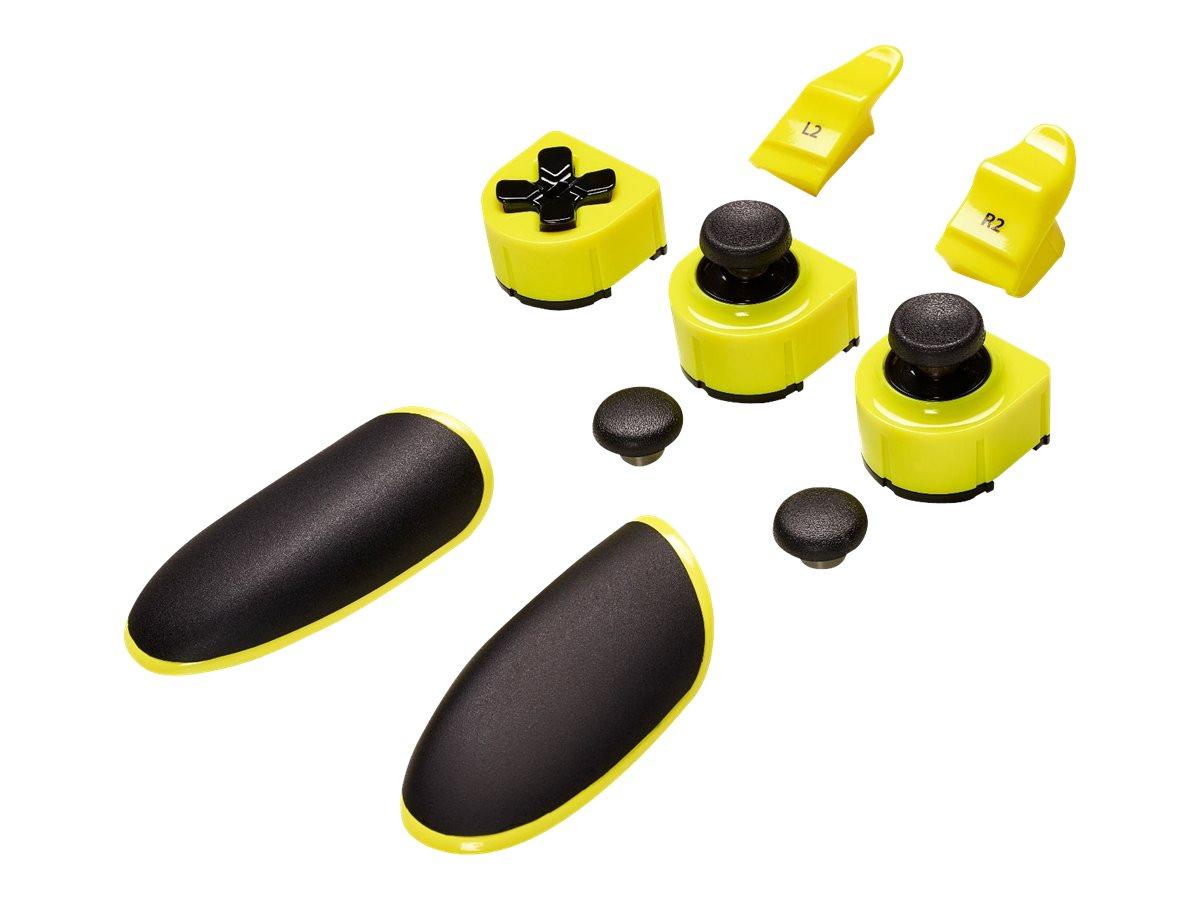 Thrustmaster eSwap Color Pack - Zubehörkit für Game-Controller - Gelb - für ThrustMaster eSwap Pro Controller