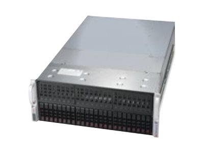 Supermicro SuperServer 4029GP-TRT - Server - Rack-Montage - 4U - zweiweg - RAM 0 GB