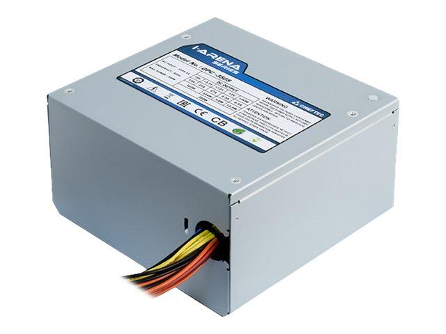Chieftec iARENA GPC-700S - Stromversorgung (intern) - ATX12V 2.3/ PS/2 - Wechselstrom 230 V - 700 Watt - aktive PFC