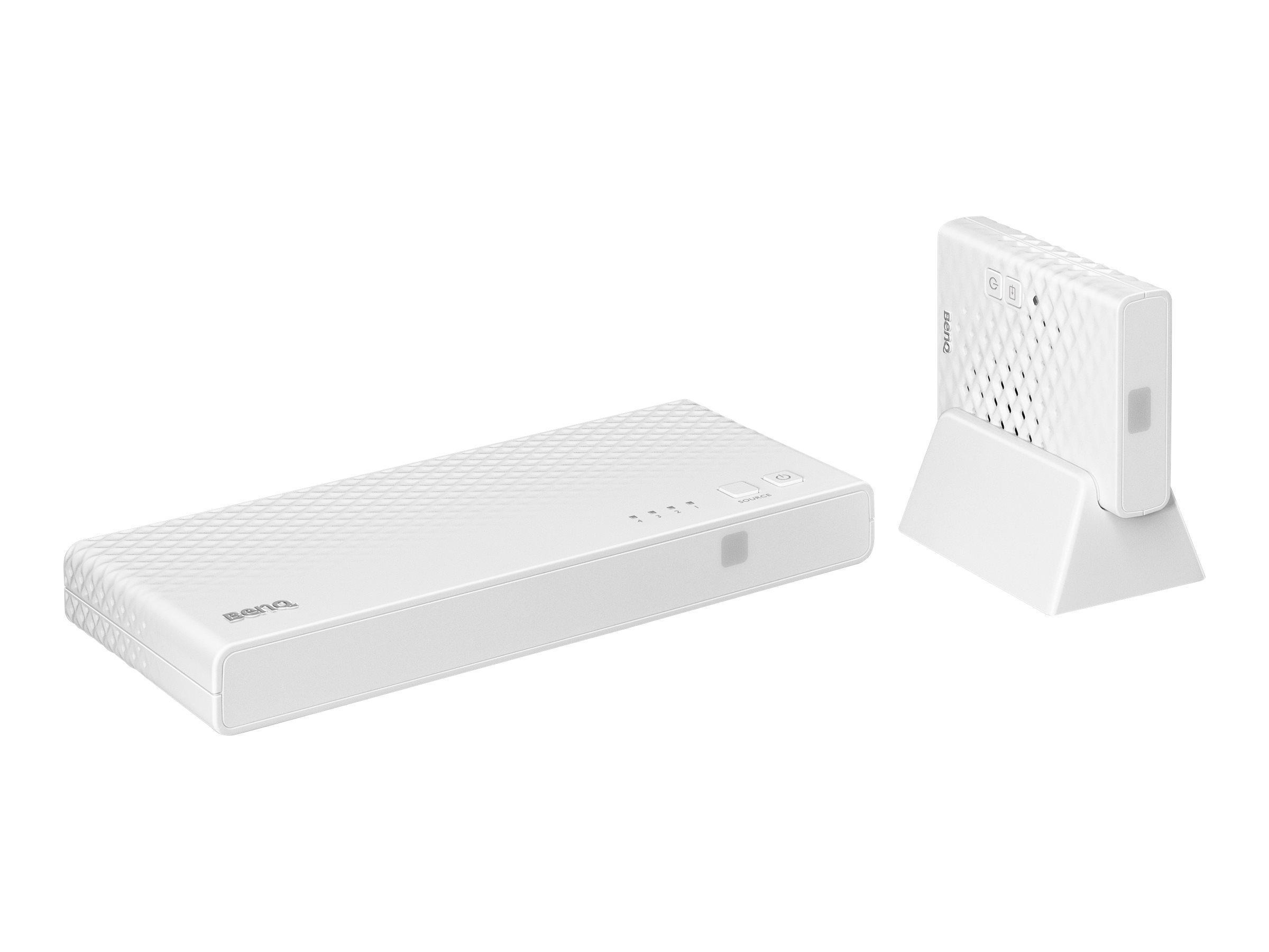 BenQ Wireless Full HD Kit WDP02 - Wireless Video-/Audio-Erweiterung - HDMI - bis zu 30 m