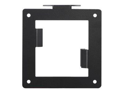 Philips BS6B2234B - Montagekomponente (Adapterplatte) für Monitor - Textured Black - Montageschnittstelle: 100 x 100 mm